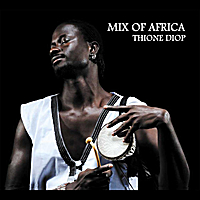Mix of Africa CD